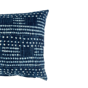 Indigo Pattern 14x20 Pillow Cover