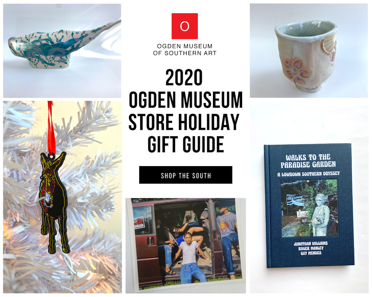 Ogden Museum Store Holiday Gift Guide