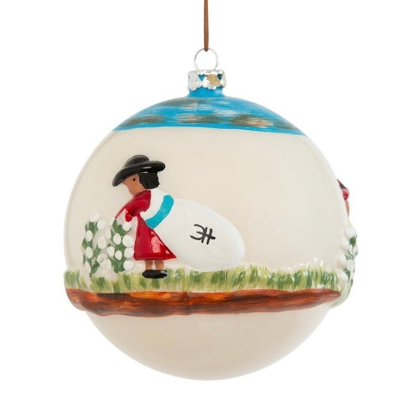 Clementine Hunter Ornament