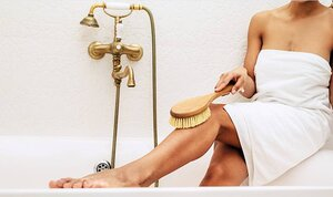 Everything You Need To Know About Dry Brushing... And Then Some.
