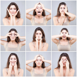Face Yoga... Can It Make You Look Younger?