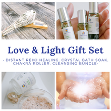 Load image into Gallery viewer, Love &  Light Gift Set