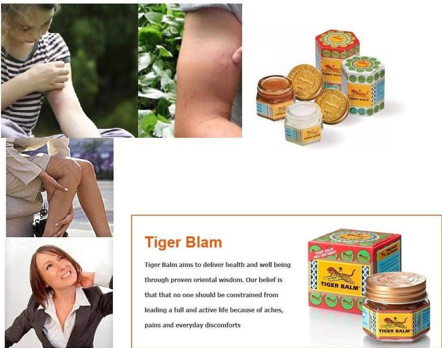 Tiger Balm HR Ointment 19.4g