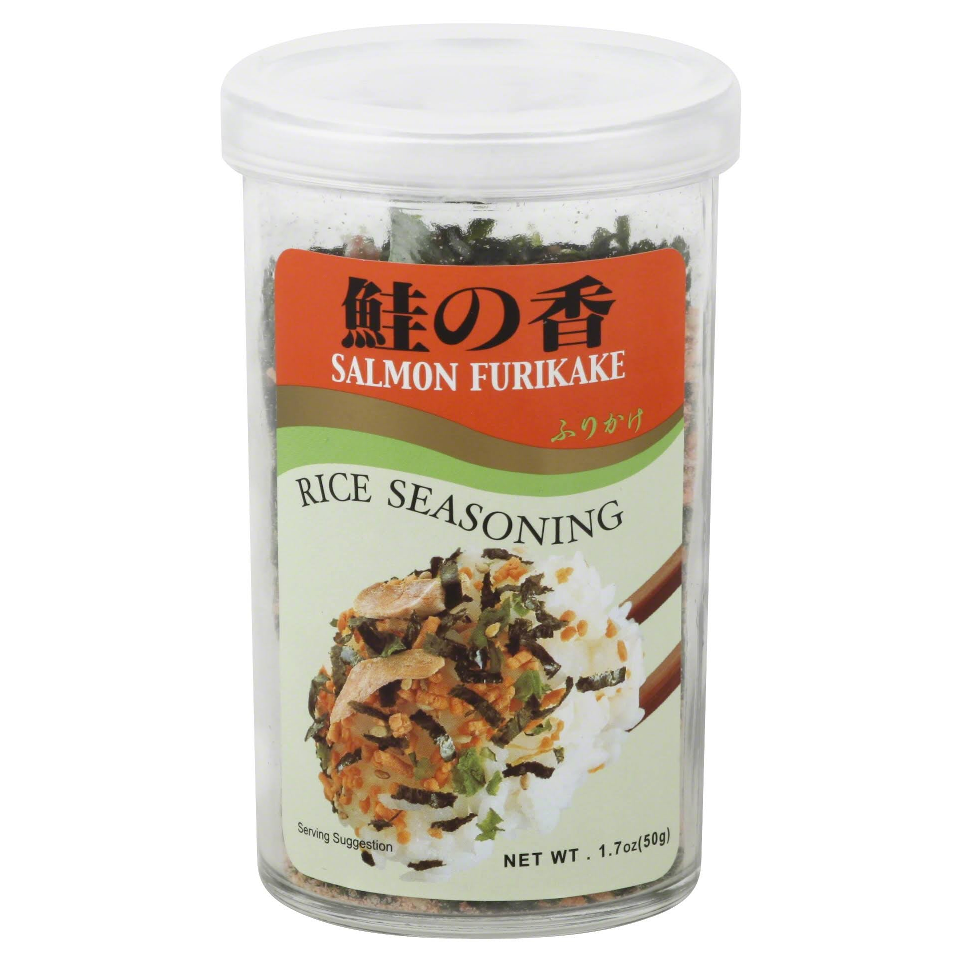 Ajishima Salmon Furikake Rice Seasoning 1.7oz
