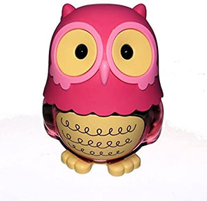 Assorted Fruits Jelly Bank-Owl 4.4oz