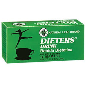 Natural Leaf Dieters' Drink