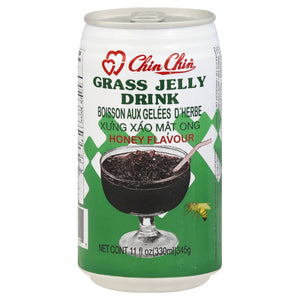 Chin Chin Grass Jelly Drink Coconut Can 10.7oz - case of 24