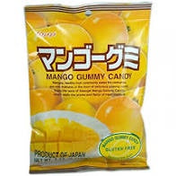 Mango Gummy Candy 3.59oz