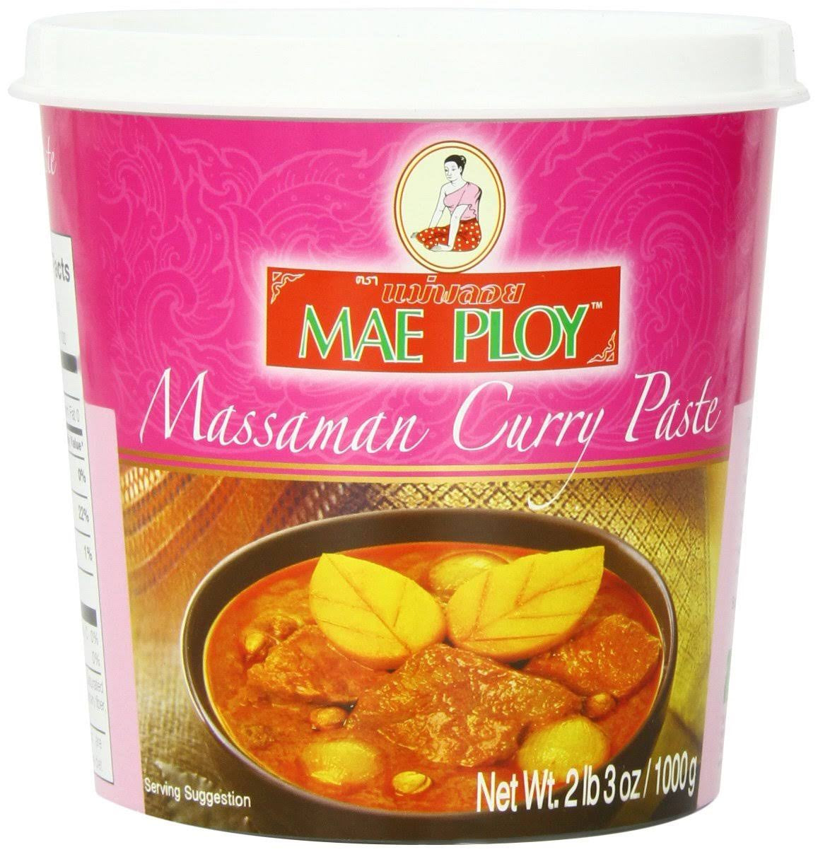 Massaman Curry Paste - 1000g