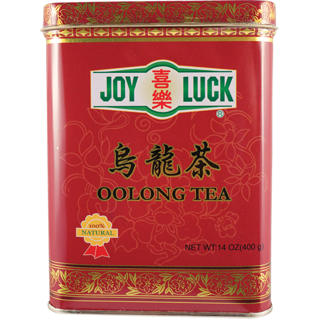 Joy Luck Oolong Tea 14oz
