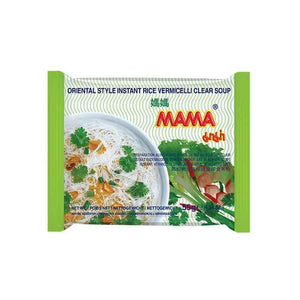 Mama Rice Stick Clear Soup (Pho) 1.94oz - case of 180