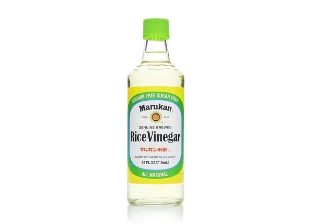 Marukan Genuine Brewed Rice Vinegar 24oz