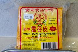 Golden World Food Won Ton Wrappers 10oz