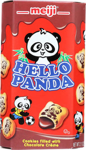 Meiji Hello Panda Chocolate 2oz