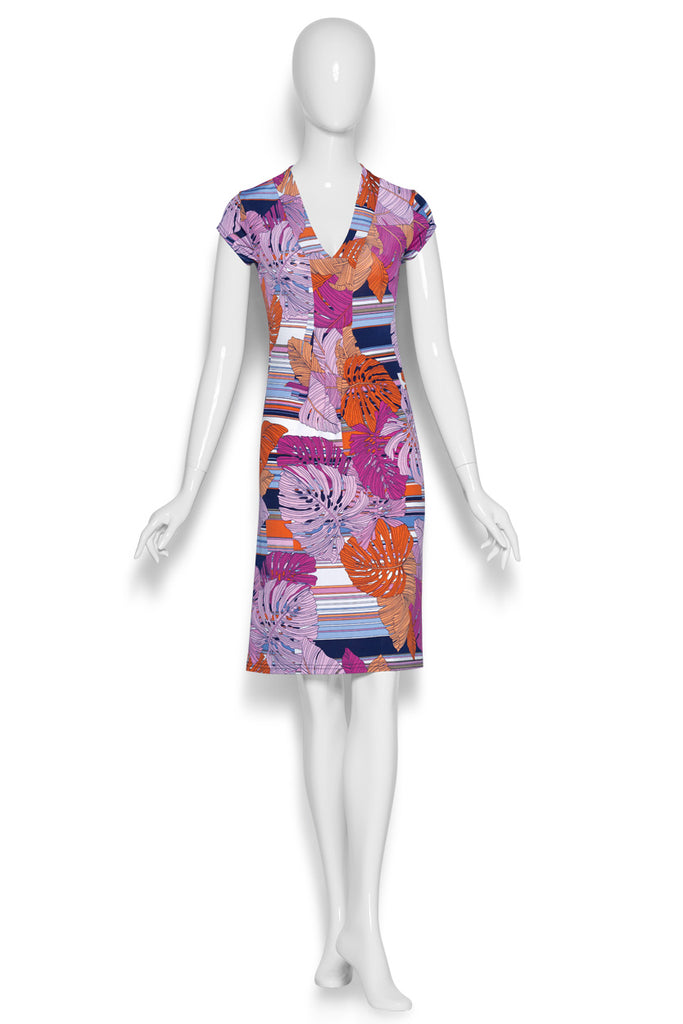Kleid Modell Milu Tropical