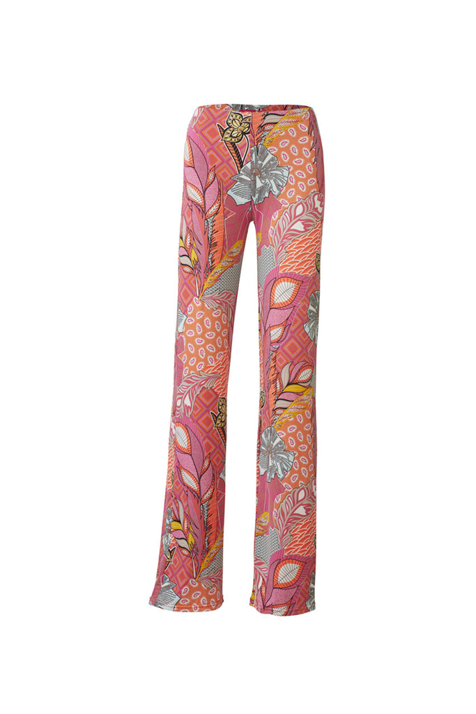 Hose Modell Spino Pink Dessin