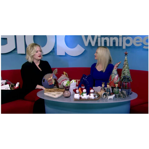 Global Morning News Interview - Holiday 2016