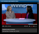 GLOBAL MORNING NEWS INTERVIEW