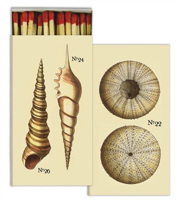 MATCHES - NAUTICAL SEASHELLS - Portico Indoor & Outdoor Living Inc.
