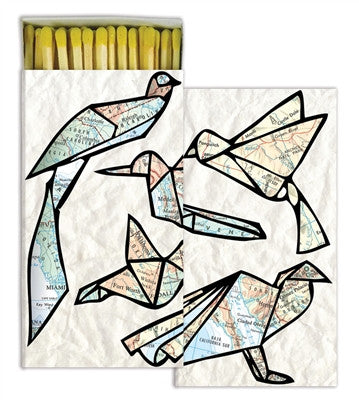 MATCHES - ORIGAMI BIRDS - Portico Indoor & Outdoor Living Inc.