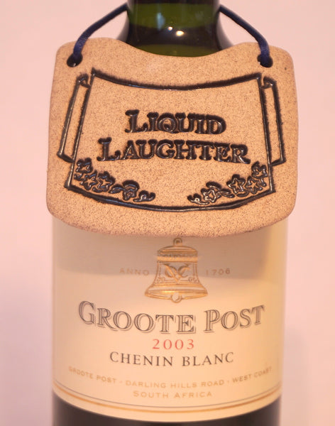 Bottle Tag - Liquid Laughter - Portico Indoor & Outdoor Living Inc.