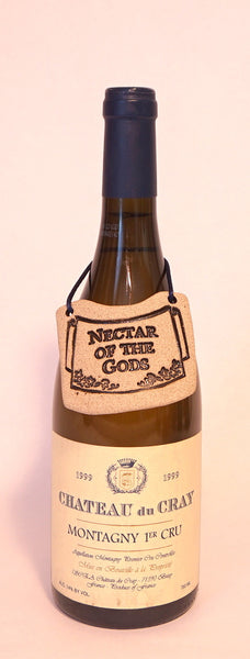 Bottle Tag - Nectar of the Gods - Portico Indoor & Outdoor Living Inc.