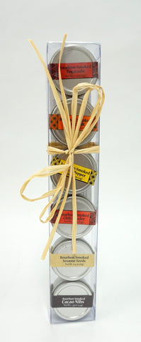 Gourmet Spices and Cacao Nibs - Gift Set - Portico Indoor & Outdoor Living Inc.