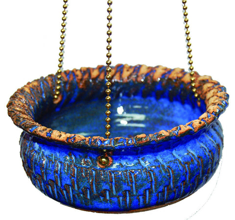 Bird Feeder - Bluebird Cafe Blue - Portico Indoor & Outdoor Living Inc.