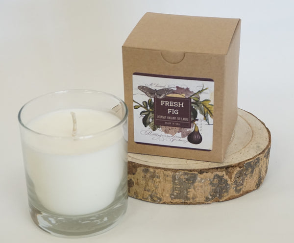 Candle - Soy Fresh Fig - Portico Indoor & Outdoor Living Inc.