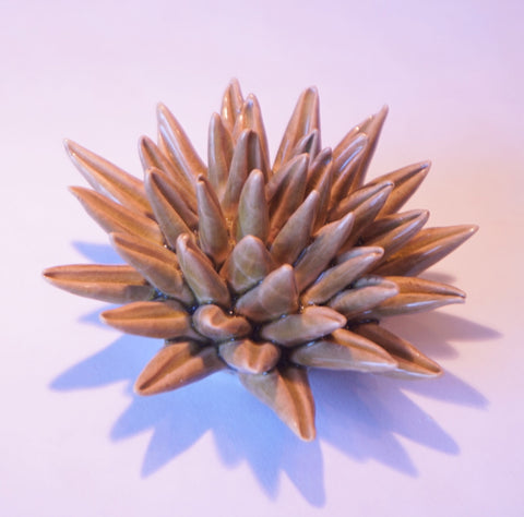 Ceramic Flower - Cactus Sm Olive - Portico Indoor & Outdoor Living Inc.