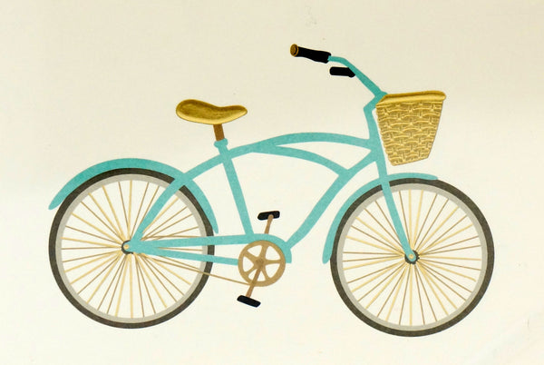GIFT NOTES - BICYCLE 10 PK - Portico Indoor & Outdoor Living Inc.