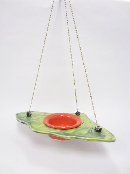 Bird Feeder - Jelly Ginko - Portico Indoor & Outdoor Living Inc.