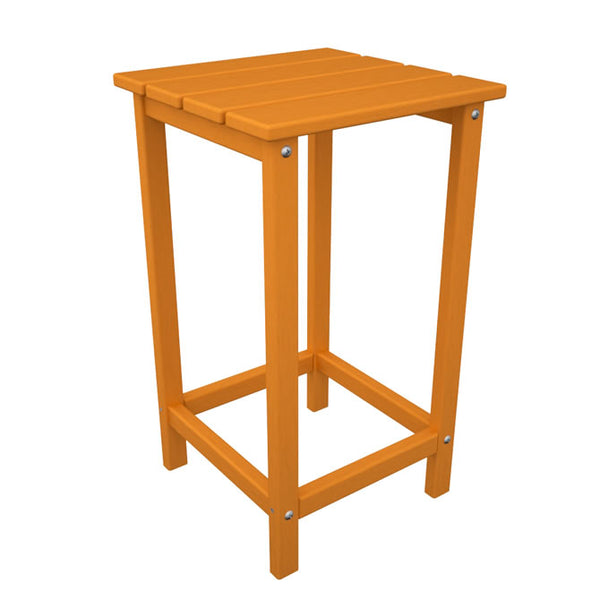 LONG ISLAND COUNTER TABLE - TANGERINE