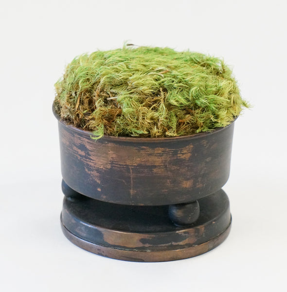 MOSS - COPPER ROUND LRG - Portico Indoor & Outdoor Living Inc.
