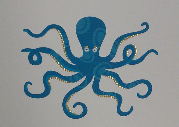 GIFT NOTES - OCTOPUS 10 PK - Portico Indoor & Outdoor Living Inc.