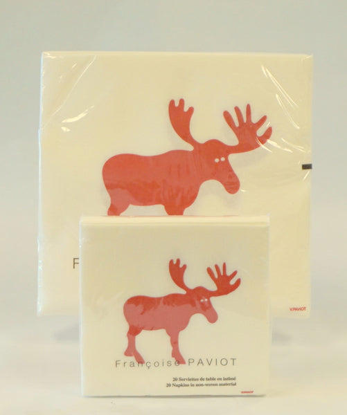 NAPKINS - DINNER MOOSE - Portico Indoor & Outdoor Living Inc.