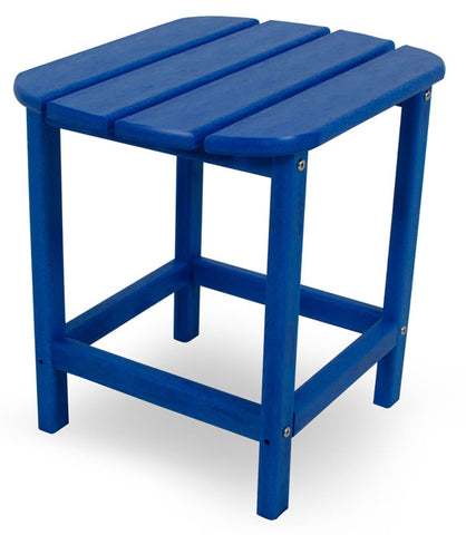 SOUTH BEACH SIDE TABLE - PACIFIC BLUE