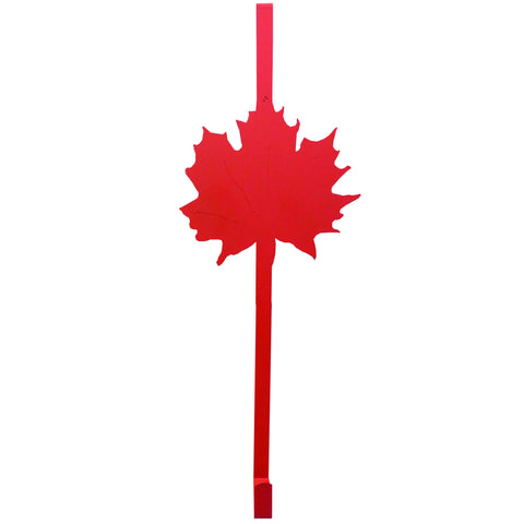Wreath Hanger - Maple Leaf - Portico Indoor & Outdoor Living Inc.