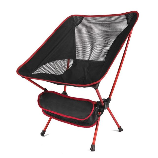 Reclime - Recline Luxury Camp Chair