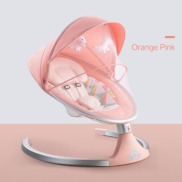 Rokom - Newborn Baby Swing & Bluetooth Rocker