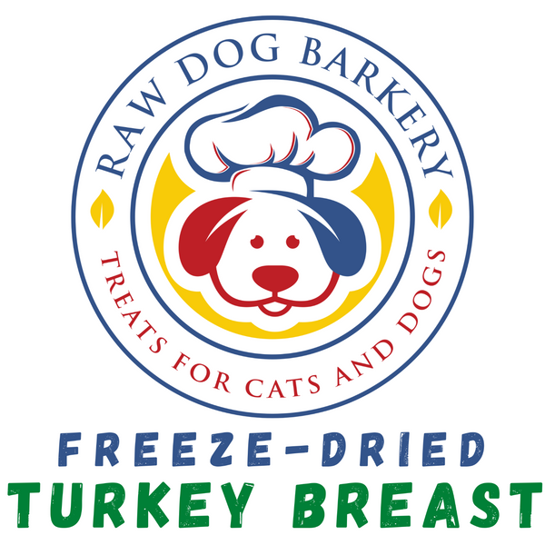 Raw Dog Barkery Turkey Breast 3oz