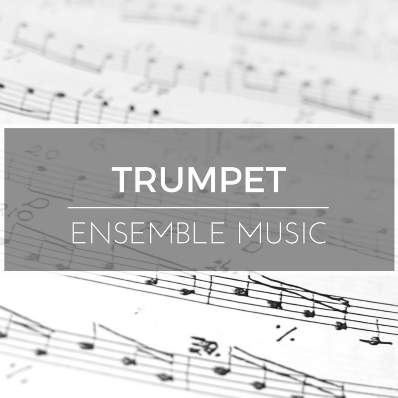 25 Most Popular Hymns- Trumpet Solo/ Duet/ or Trio