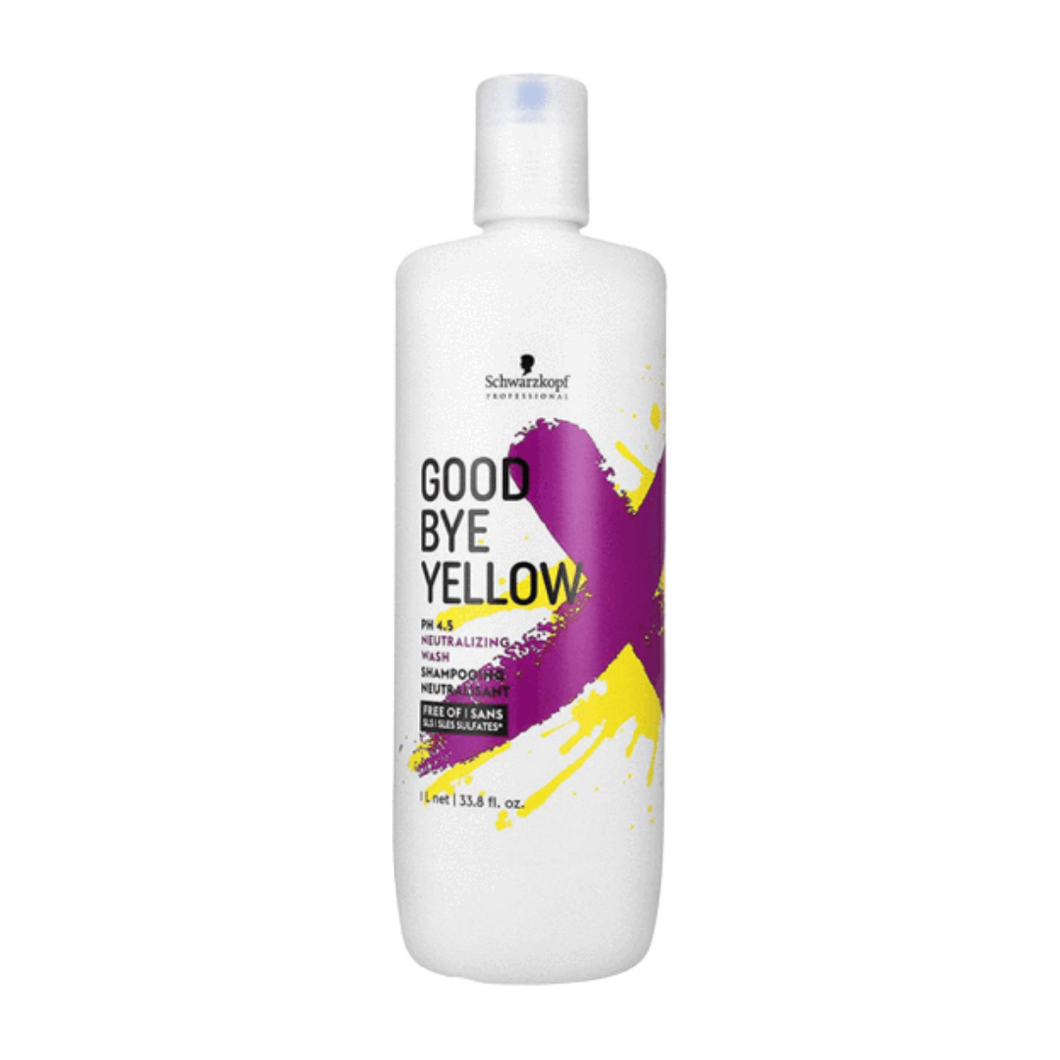 SCHWARZKOPF Goodbye Yellow Shampoo