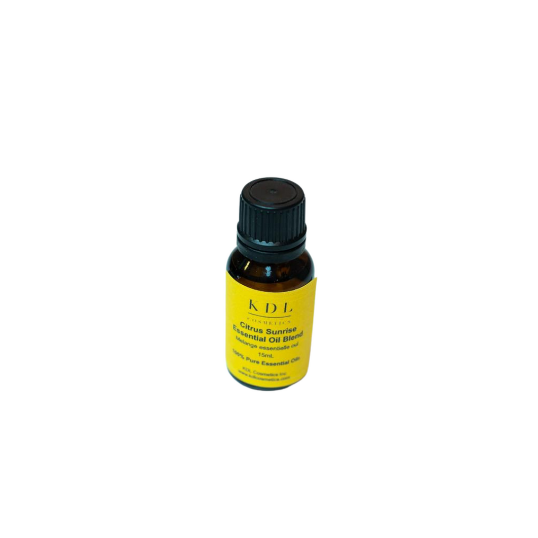 KDL Citrus Sunrise Essential Oil Blend