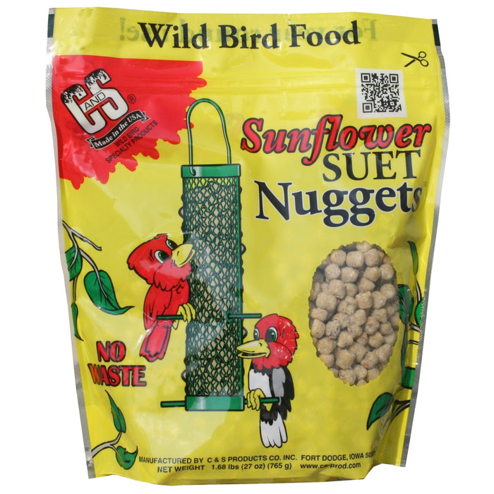 Product image for Sunflower Suet Nuggets