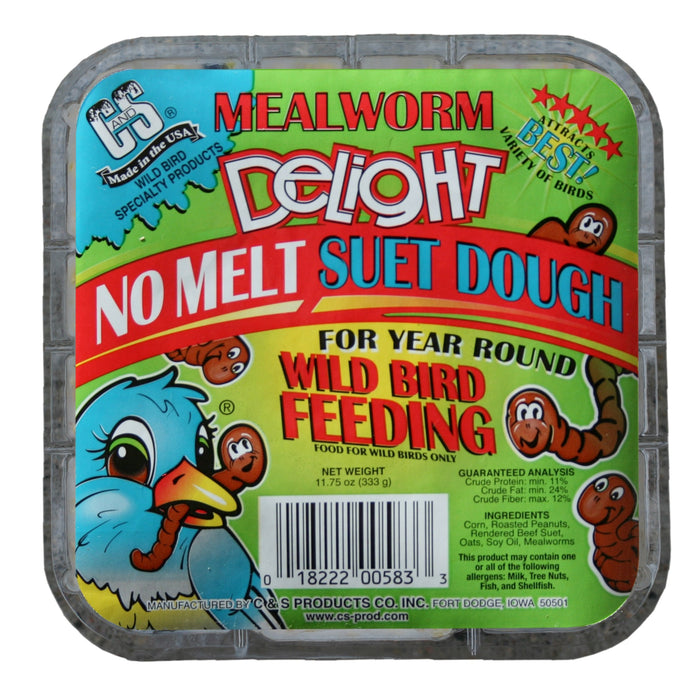 Product image for Mealworm Delight