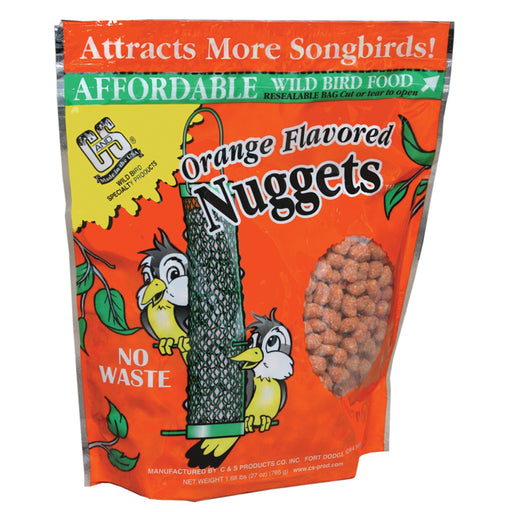 Product image for Orange Flavored Nuggets