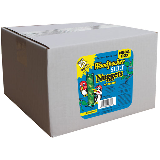 "Product image for Woodpecker Suet Nuggets ""Mega Box"""