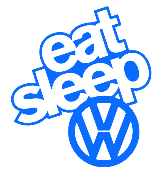 Eat, Sleep, VW