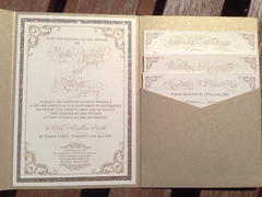 Fully Custom Invitations